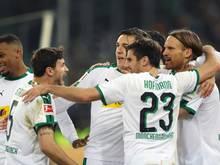 Mönchengladbach will erster BVB-Verfolger bleiben