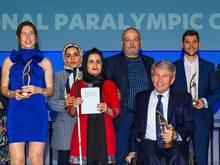 Farkasova (l.) und Daviet (r.) wurden ausgezeichnet