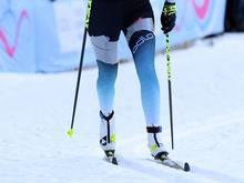 Elias Keck holt Silber über 10km klassisch