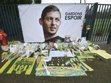 Emiliano Sala kam bei einem Flugzeugabsturz ums Leben