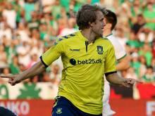 Teemu Pukki bricht Tor-Rekord von Ex-Schalker Sand