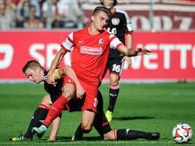 Maximilian Philipp wird wohl gegen München fehlen