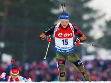 Erik Lesser ist bereit für seinen ersten WM-Einsatz