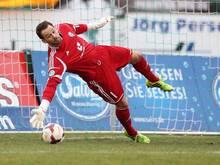 Kenneth Kronholm wechselt nach Kiel