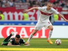 Stuttgart muss am Samstag möglicherweise ohne Adam Hloušek auskommen