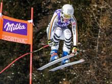 Kira Weidle verpasste den Podest-Platz um 0,12 Sekunden