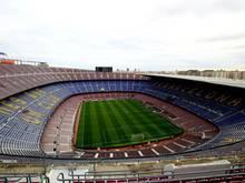 Das Camp Nou soll komplett überdacht werden