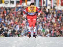 Bolschunow siegte in Oslo vor drei weiteren Russen