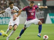 Für Podolski und Kobe läuft es nicht rund
