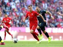 Der FCB will den nächsten Schritt zum Titel machen