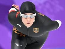 Claudia Pechstein qualifizierte sich für den Endlauf