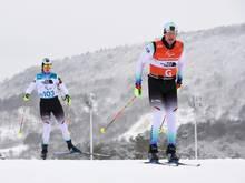 Clara Klug (l.) holte zum dritten Mal Gold