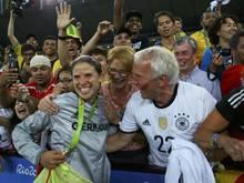 Olympiasiegerin Krahn beendet ihre Karriere