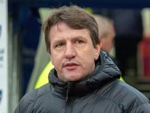 Daniel Stendel ist Teammanager bei Heart of Midlothian