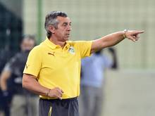 Malis neuer Fußball-Nationaltrainer: Alain Giresse