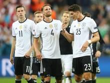 Laut Impect bestimmte der Weltmeister das Spiel