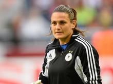 Nadine Angerer steht im W-League-Finale
