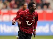 Verlässt nach zweieinhalb Jahren Hannover 96: Mame Diouf
