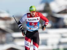 Skilangläufer Max Hauke hat Eigenblutdoping betrieben