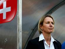 Voss-Tecklenburg wird bald die DFB-Frauen trainieren