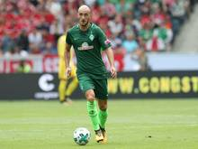 Luca Caldirola verlässt Bremen in Richtung Italien