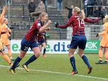 Kiwic (li.) kam 2017 von Duisburg nach Potsdam