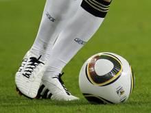 Die U16-Junioren des DFB gewinnen gegen Belgien