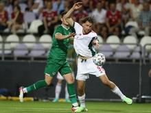 Der Gruppengegner der DFB-Elf spielt gegen Irland 0:0