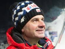 Stefan Horngacher (Foto) wird Nachfolger von Schuster