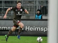 Daniel Buballa hat beim FC St.Pauli verlängert