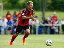 Konnte sich in Freiburg nicht durchsetzen: Caleb Stanko