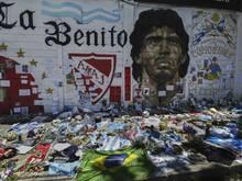Diego Maradona wurde 60 Jahre alt