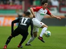 Fällt bis zum Saisonende aus: Raphael Framberger (r.)