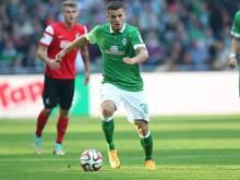 Marnon Busch fehlt Werder beim HSV