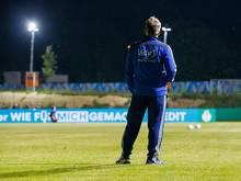 Das Spiel von Saarbrücken gegen Zwickau muss ausfallen