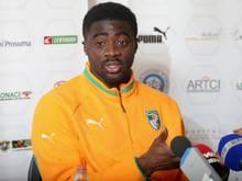 WM-Teilnahme von Touré trotz Infektion nicht gefährdet