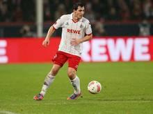 Mato Jajalo verlässt den 1. FC Köln zum 1. Juli