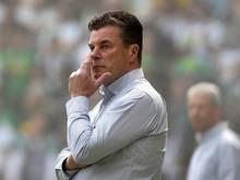 Hecking beklagt den Umgang mit Trainern im Profifußball