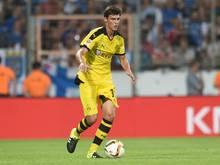 BVB verlängert mit Pascal Stenzel bis zum 30. Juni 2019