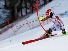 Slalomspezialist Dominik Stehle beendet seine Karriere
