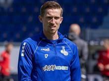 Arne Sicker wechselt zum SV Sandhausen