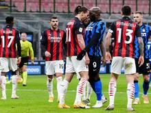 Untersuchung gegen Ibrahimovic und Lukaku wurden eingeleitet