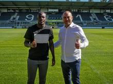 Christian Kinsombi wechselt zum SV Sandhausen