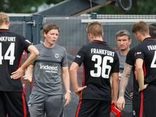 Glasner holt mit seiner neuen Mannschaft den ersten Sieg