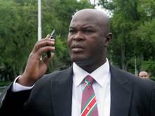 Surinams Vizepräsident Brunswijk schreibt Geschichte