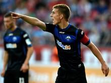 Hünemeier spielte bereits von 2013 bis 2015 für Paderborn