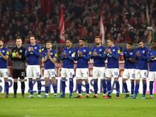 Alle Bundesligisten werden Schweigeminuten abhalten