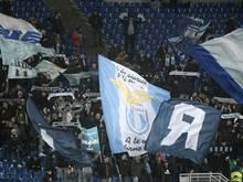 Fans von Lazio Rom fallen regelmäßig negativ auf