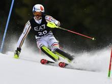 Fällt sechs Wochen aus: Skirennläufer Linus Straßer
