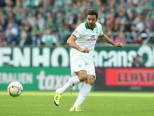 Claudio Pizarro brennt auf das Weiterkommen im DFB-Pokal